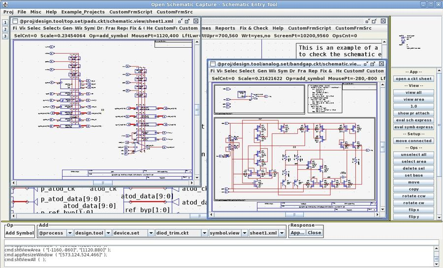 Free Schematics Schematic Diagram Download S