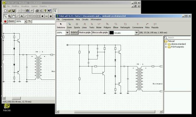 simple cad program for electronics