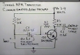 Transistor Preamp Schematic Diagram